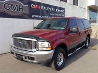 2003 Ford Excursion XLT DIESEL 4X4 DVD 8PASS (CERTIFIED)