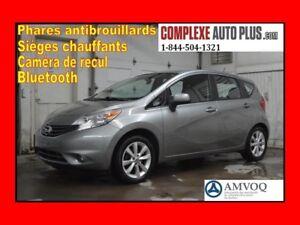 2014 Nissan Versa Note SL *Mags,Fogs,Camera recul, Bluetooth
