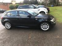 2010 BMW 1 Series 2.0. 118d M Sport Hatchback 5dr