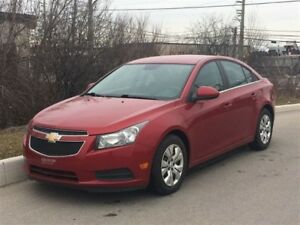 2013 Chevrolet Cruze 1LT | EASY CAR LOANS | FAST APPROVALS