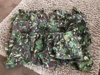 Job lot of 13 Camouflage Jackets
