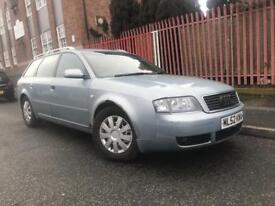 Audi A6 1.9 TDI sport - estate 2002 - MOT&TAX- drives good - not Bmw Passat seat skoda ford Golf