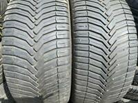225/40/18 Michelin All Season 🇬🇧 Part Worn Tyres 205/55/16.255/35/19.215/235/245/45/50/60/17 Used