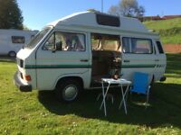 VW Campervan, New MOT till June 2019, *Low milage* Great condition!