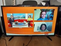 Excellent 32 BLAUPUNKT LED TV hd ready Freeview channels inbuilt