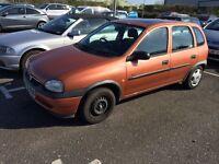 Vauxhall Corsa 1.2 1999