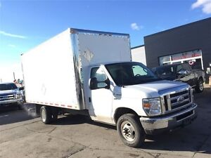 2015 Ford E-350 16ft cube with ramp. fin or lease from 4.995oac