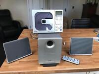 TEAC CD player and Radio - A Bargain at £20 !