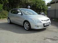 Hyundai, I30, Hatchback, 2008, Manual, 1582 (cc), 5 doors AVALABLE FOR CLICK AND COLLECT