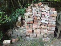 Victorian London red bricks