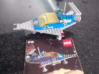 lego 918 space transport