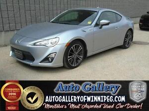 2015 Scion FR-S *Only 18, 347 kms!