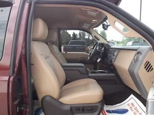 2011 Ford F-250 Lariat,4X4,LEATHER,WELL OILED LOCAL TRADE!! Kitchener / Waterloo Kitchener Area image 12