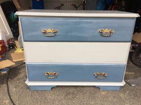 Refurbished drawers