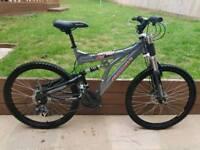 """Gents 26"""" 21 Speed Mountain bike"""