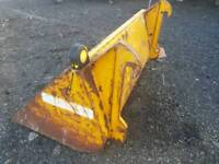 Tractor front loader 4ft grays bucket