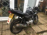 Honda Cbf 125 2010 Spares or Repair