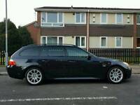 58 Plate. BMW 520d M Sport. Estate. Automatic. New version. Excellent condition. F/S/History