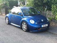 Vw beetle 1.8t modified