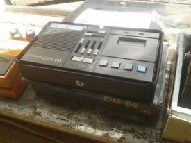 Vintage Classic Boss Dr Beat Electronic Metronome DB-66, Boxed Retro Studio Gear