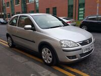 VAUXHALL CORSA 1.2 SXi TWIN PORT, MANUAL, 3 DOOR, SILVER, ONLY 43000 MILES, BARGAIN