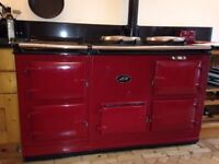 4 Oven gas Aga cooker for sale