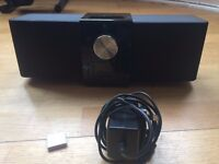 Logitech Pure Fi Express Plus - 360 Speaker Dock For ipod/iphone