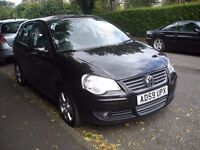2009 Volkswagen Polo 1.4 TDI SE 80 **46000 MILES** 5 Door Hatch- £30 Roadtax - **FINANCE AVAILABLE**
