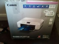 Canon Pixma Printer - unopened - ink and paper