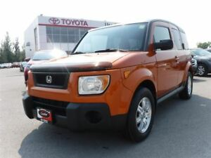 2006 Honda Element Y-Package Remote Starter Included