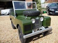 Toylander Series 1 Land Rover electric ride on child's car. for sale  Hailsham, East Sussex
