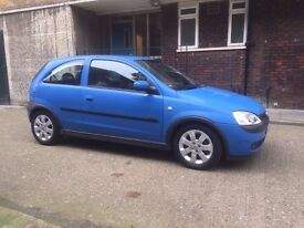 Vauxhall Corsa 2002