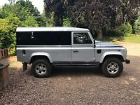 Land Rover Defender Hard Top TDCI 2.4 - 2011. 77k Miles