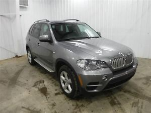 2012 BMW X5 xDrive35d Leather Sunroof Bluetooth