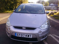 FORD S-MAX 7 SEATER MPV DIESEL