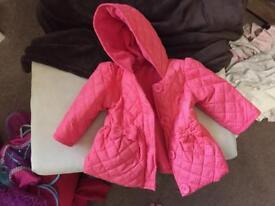 3-6 mths winter coat
