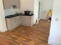 Brand new studio apartment 8 minutes walk from South Bermondsey Station with bills included!