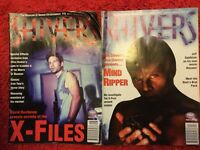 Shivers Horror Magazines