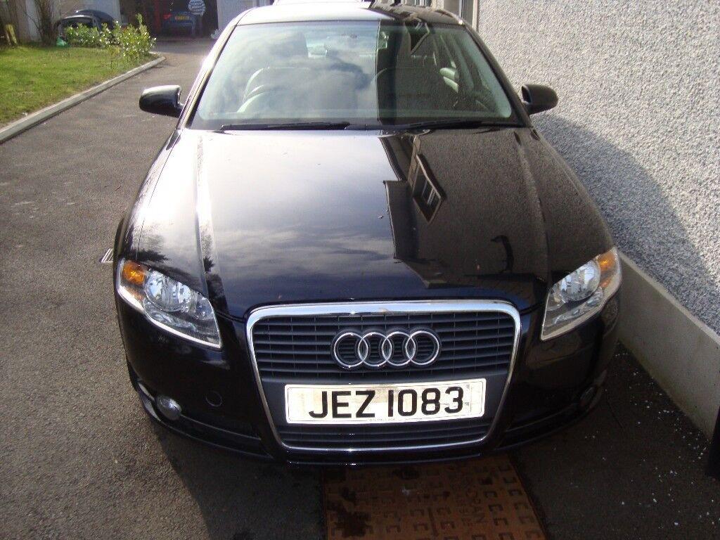 2006 Audi A4 In Ballymoney County Antrim Gumtree