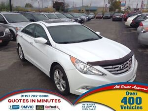 2011 Hyundai Sonata Limited * PWR ROOF * LEATHER