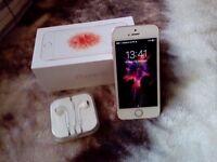 Apple iPhone SE Rose Gold 16GB (Vodafone)
