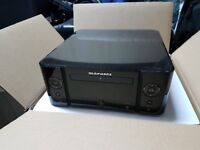 Broken Marantz Melody Media M-CR610 CD Receiver with Streaming and DAB+ selling for parts or repair
