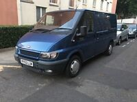TRANSIT VAN (53) SWB SWAP EXCELLENT CONDITION.