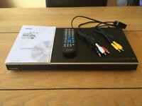 Toshiba SD2010KB DVD player with USB port