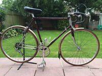 Vintage 1985 Raleigh Classic 531 road bike