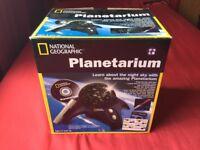 National Geographic Science Planetarium