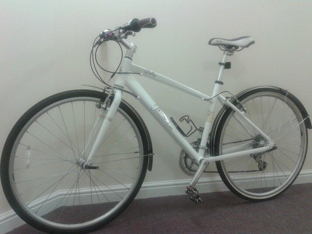 "Pendleton dalby hybrid women's bike 18"""