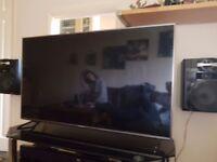 50 ich 4k 3d Panasonic tv