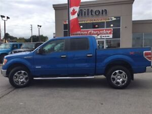 2011 Ford F-150 SUPERCREW XTR 4X4|SIDE STEPS|TRAILER TOW