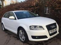 AUDI A3 TDI e SPORT 1.9 2009 ** 30 YEARLY ROADTAX** FULL SERVICE HISTORY** BOSE SOUND SYSTEM**
